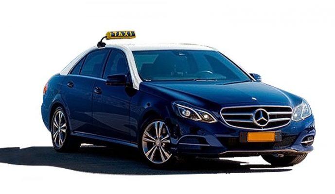 taxi blue