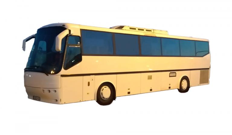 autobus white